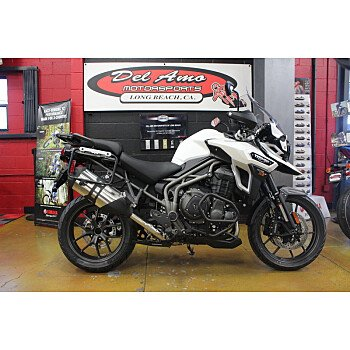 2017 Triumph Tiger Explorer XRT for sale 200512606