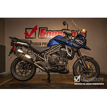2017 Triumph Tiger Explorer XRT for sale 201039111