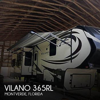 2017 Vanleigh Vilano 365RL for sale 300223796