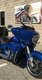 2017 Victory Cross Country for sale 200938078