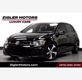 2017 Volkswagen GTI for sale 101370127