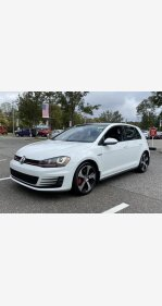 2017 Volkswagen GTI for sale 101370257