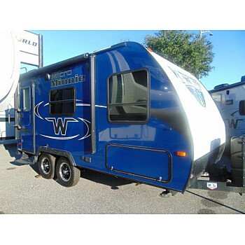 2017 Winnebago Micro Minnie 1706FB for sale 300185003
