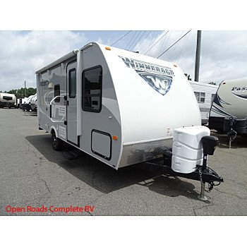 2017 Winnebago Micro Minnie 1700BH for sale 300196533