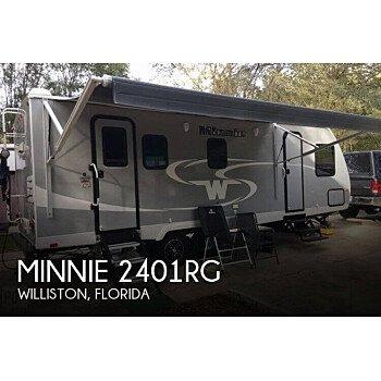 2017 Winnebago Minnie for sale 300185638