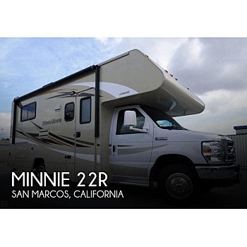 2017 Winnebago Minnie for sale 300186804