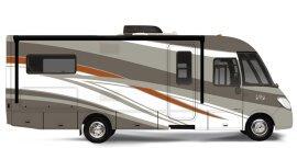 2017 Winnebago Via 25P specifications