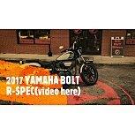 2017 Yamaha Bolt for sale 200975519
