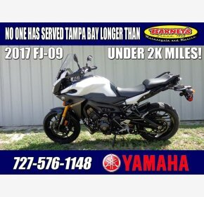 2017 Yamaha FJ-09 for sale 200718161