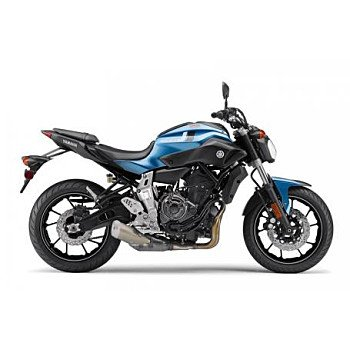 2017 Yamaha FZ-07 for sale 200477445