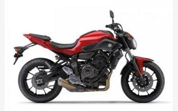 2017 Yamaha FZ-07 for sale 200492391