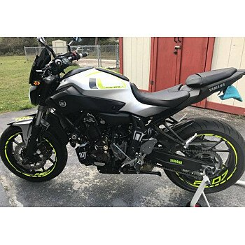 2017 Yamaha FZ-07 for sale 200536910