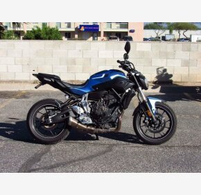 2017 Yamaha FZ-07 for sale 200652297