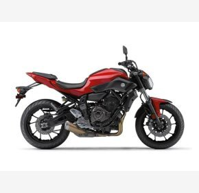 2017 Yamaha FZ-07 for sale 200666530