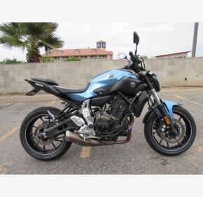 2017 Yamaha FZ-07 for sale 200686787