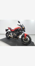 2017 Yamaha FZ-07 for sale 200700851
