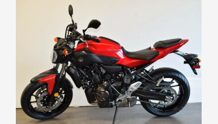 2017 Yamaha FZ-07 for sale 200704251