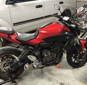 2017 Yamaha FZ-07 for sale 200704331
