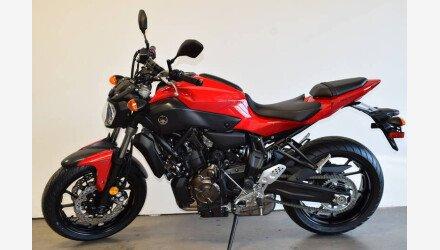 2017 Yamaha FZ-07 for sale 200707110