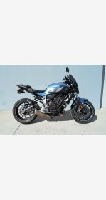 2017 Yamaha FZ-07 for sale 200707341