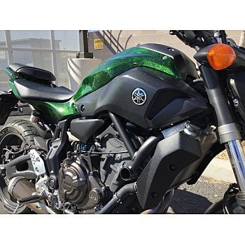 2017 Yamaha FZ-07 for sale 200790052