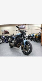 2017 Yamaha FZ-07 for sale 200884560