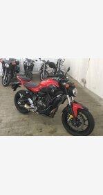 2017 Yamaha FZ-07 for sale 200914290