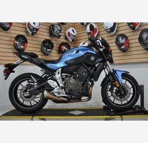 2017 Yamaha FZ-07 for sale 200924535