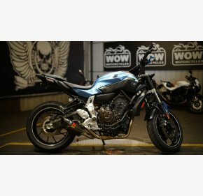 2017 Yamaha FZ-07 for sale 200935708