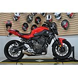 2017 Yamaha FZ-07 for sale 200970357