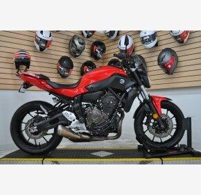 2017 Yamaha FZ-07 for sale 200970357