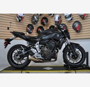 2017 Yamaha FZ-07 for sale 200974711