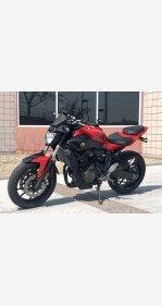 2017 Yamaha FZ-07 for sale 200976552