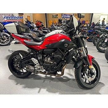 2017 Yamaha FZ-07 for sale 201161568