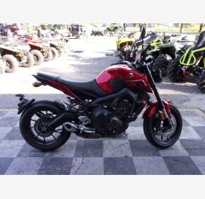 2017 Yamaha FZ-09 for sale 200804079