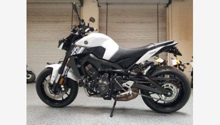 2017 Yamaha FZ-09 for sale 200845077