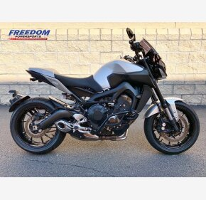 2017 Yamaha FZ-09 for sale 200917583