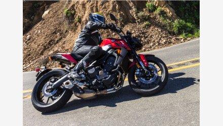 2017 Yamaha FZ-09 for sale 200917631