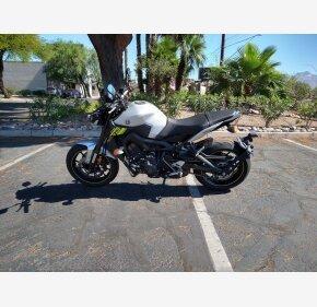 2017 Yamaha FZ-09 for sale 200920192