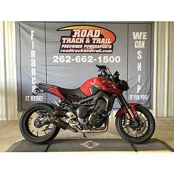 2017 Yamaha FZ-09 for sale 200966511