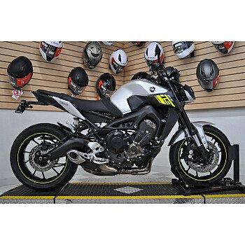 2017 Yamaha FZ-09 for sale 200982700