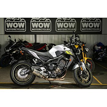 2017 Yamaha FZ-09 for sale 201069431