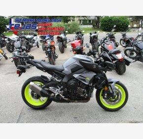 2017 Yamaha FZ-10 for sale 200641177