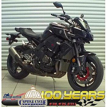 2017 Yamaha FZ-10 for sale 200765192