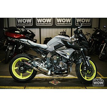 2017 Yamaha FZ-10 for sale 201009622