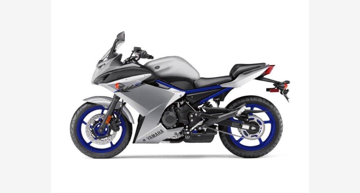 2017 Yamaha FZ6R for sale 200560536