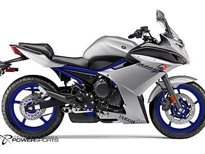 2017 Yamaha FZ6R for sale 200493279