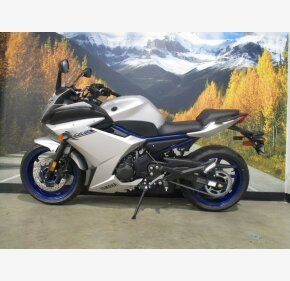 2017 Yamaha FZ6R for sale 200512078