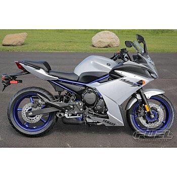 2017 Yamaha FZ6R for sale 200744219