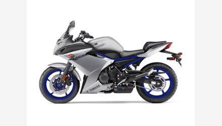 2017 Yamaha FZ6R for sale 200940084